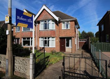 Thumbnail 3 bedroom semi-detached house for sale in Russley Road, Bramcote, Nottingham