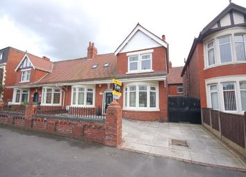 Thumbnail 4 bed semi-detached bungalow for sale in Reads Avenue, Blackpool