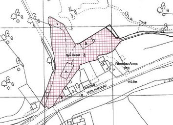 Thumbnail Industrial for sale in Heol Rheolau, Abercrave