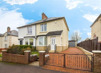 Thumbnail 3 bed semi-detached house for sale in Leader Street, Glasgow