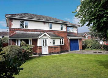 Thumbnail 4 bed detached house for sale in Squires Wood, Fulwood, Preston