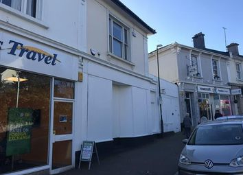 Thumbnail Retail premises to let in 29-31, Ilsham Road, Torquay