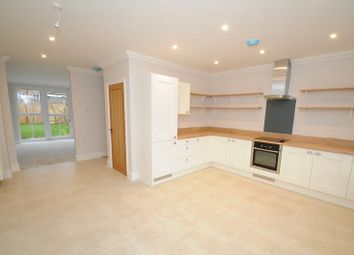 Thumbnail 3 bed town house for sale in Chalice Close, Lower Parkstone, Poole