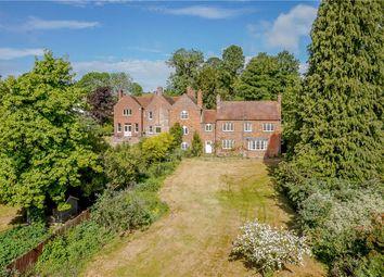5 bed semi-detached house for sale in The Grange, Longstock, Stockbridge, Hampshire SO20