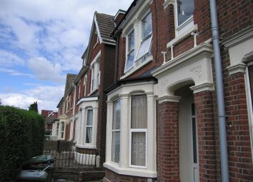 Thumbnail 3 bed flat to rent in Belmont Road, Southampton