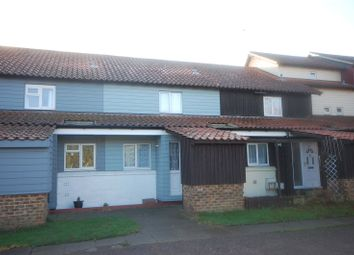Thumbnail 3 bed terraced house for sale in Littlebury Green, Basildon, Essex