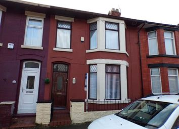 3 bed terraced house for sale in Haddon Avenue, Liverpool, Merseyside L9