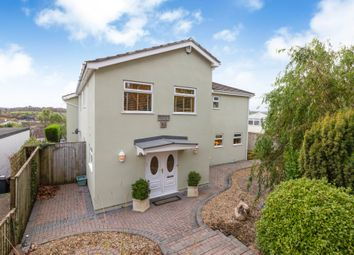 Thumbnail 5 bed detached house for sale in Highweek Village, Newton Abbot