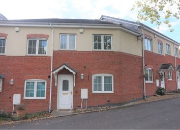 Thumbnail 2 bed terraced house to rent in Wagon Lane, Solihull