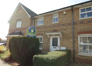 Thumbnail 2 bed terraced house for sale in Dalbier Close, Dussindale, Norwich