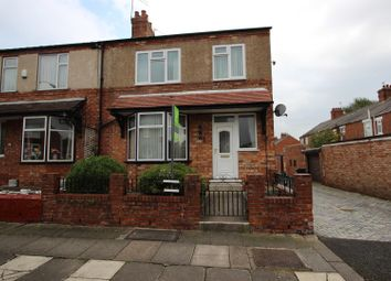 Thumbnail 3 bed end terrace house to rent in Pierremont Road, Darlington