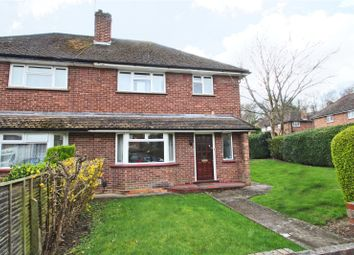 Thumbnail 4 bedroom semi-detached house to rent in Ripley Avenue, Egham, Surrey
