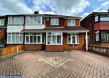 Thumbnail 3 bed semi-detached house for sale in Rydding Square, West Bromwich