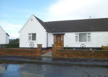Thumbnail 3 bed bungalow for sale in Ingleston Crescent, New Abbey, Dumfries
