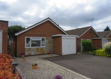 Thumbnail 2 bed detached bungalow for sale in Hillsborough Crescent, Glen Parva, Leicester