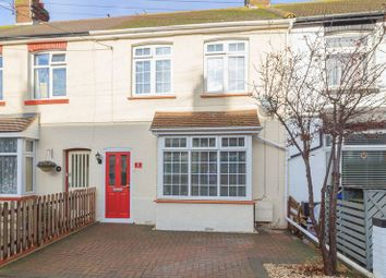 Thumbnail 3 bed terraced house for sale in Hilda Road, Minster On Sea, Sheerness