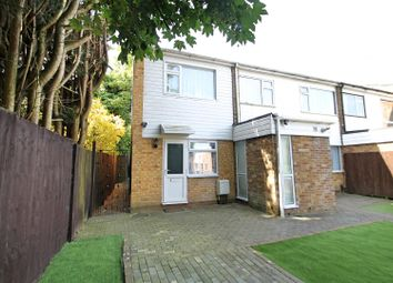 Thumbnail 2 bed end terrace house for sale in Fair Close, Bushey