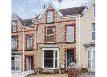 Thumbnail 4 bed town house for sale in Langland Road, Mumbles