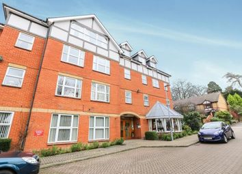 Thumbnail 2 bedroom flat for sale in Harrison Court, Harrison Close, Hitchin, Hertfordshire