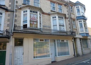 Thumbnail 1 bedroom flat to rent in Church Street, Ilfracombe
