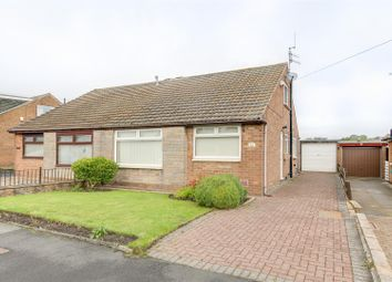 Thumbnail 2 bed semi-detached bungalow for sale in Grasmere Road, Haslingden, Rossendale