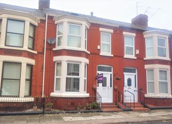 Thumbnail 4 bed terraced house for sale in Lambton Road, Liverpool