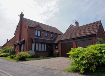4 bed detached house for sale in Gunnersbury Way, Nuthall, Nottingham NG16