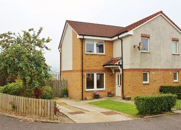 Thumbnail 3 bed semi-detached house for sale in 20 Darnia Avenue, Stranraer