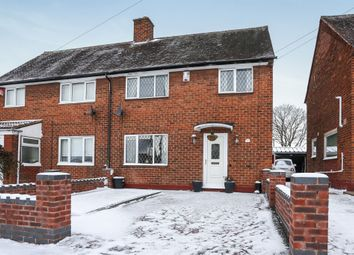 Thumbnail 3 bed semi-detached house for sale in Over Green Drive, Kingshurst, Birmingham
