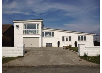 Thumbnail 3 bed detached house to rent in Penrallt Road, Holyhead