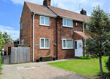 Thumbnail 4 bedroom semi-detached house for sale in Craven Garth, Beal