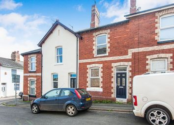 Thumbnail 3 bed terraced house for sale in Western Road, Newton Abbot