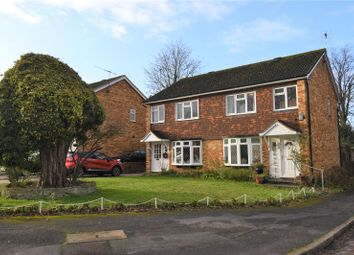 3 bed semi-detached house for sale in Quebec Gardens, Blackwater, Camberley, Surrey GU17