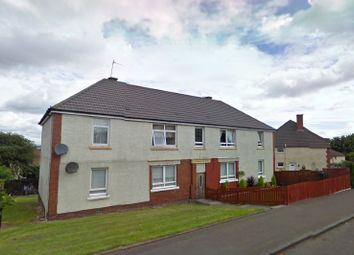 Thumbnail 2 bed flat for sale in 36D, Hospital Street, Coatbridge ML54Dw
