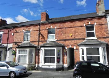 Thumbnail 3 bed terraced house for sale in Foxhall Road, Forest Fields, Nottingham