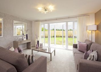 "Thumbnail 4 bedroom end terrace house for sale in ""Oakham"" at Filter Bed Way, Sandbach"