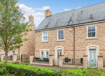 Charlotte Avenue, Fairfield, Herts SG5. 3 bed end terrace house for sale
