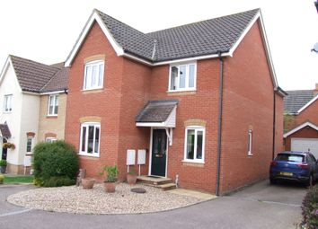 Thumbnail 4 bed detached house for sale in Milton Close, Saxmundham, Suffolk