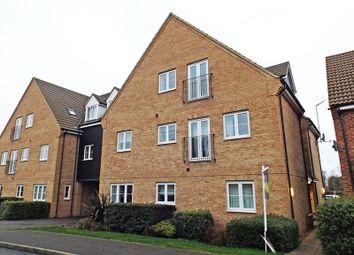 Thumbnail 1 bed flat for sale in Heron Way, Benwick, Cambridgeshire