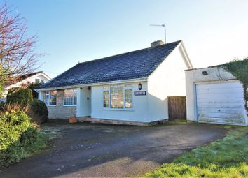 Thumbnail 4 bed detached bungalow for sale in Broadway, Ilminster