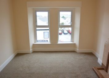 Thumbnail 1 bed flat to rent in Victoria Road, St. Austell
