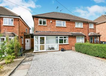 Thumbnail 3 bed semi-detached house for sale in Amblecote Avenue, Great Barr, Birmingham, West Midlands