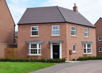 "Thumbnail 4 bed detached house for sale in ""Ashtree"" at Tamora Close, Heathcote, Warwick"