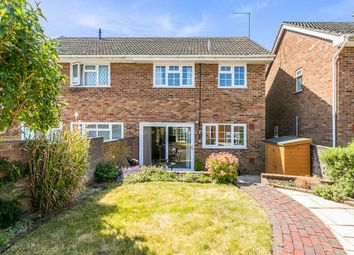Thumbnail 3 bed semi-detached house for sale in Grafton Close, Maidenhead