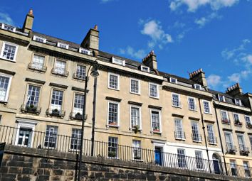 Thumbnail 1 bed flat for sale in Walcot Parade, Bath