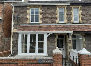 Thumbnail 3 bed end terrace house to rent in Merthyr Road, Abergavenny