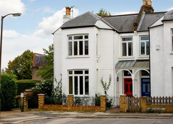 Thumbnail 4 bed semi-detached house to rent in Compton Road, London