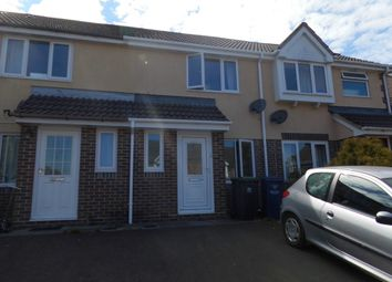 Thumbnail 2 bed terraced house to rent in Pimpernel Court, Gillingham