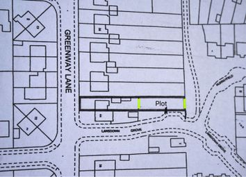Thumbnail Land for sale in Greenway Lane, Chippenham