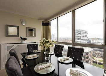 Thumbnail 1 bed flat to rent in Cambridge Square, Edgware Road